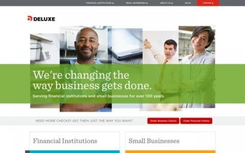 Deluxe for business discount coupon