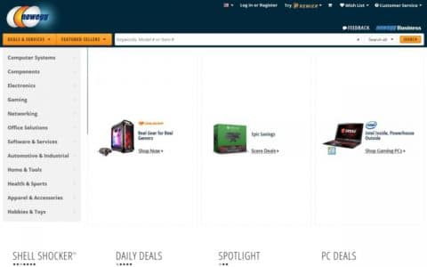 Newegg Com Coupons And Promo Codes Best Couponer
