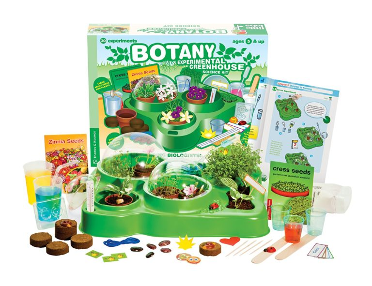 Science Kits for Kids Age 5 - Greenhouse