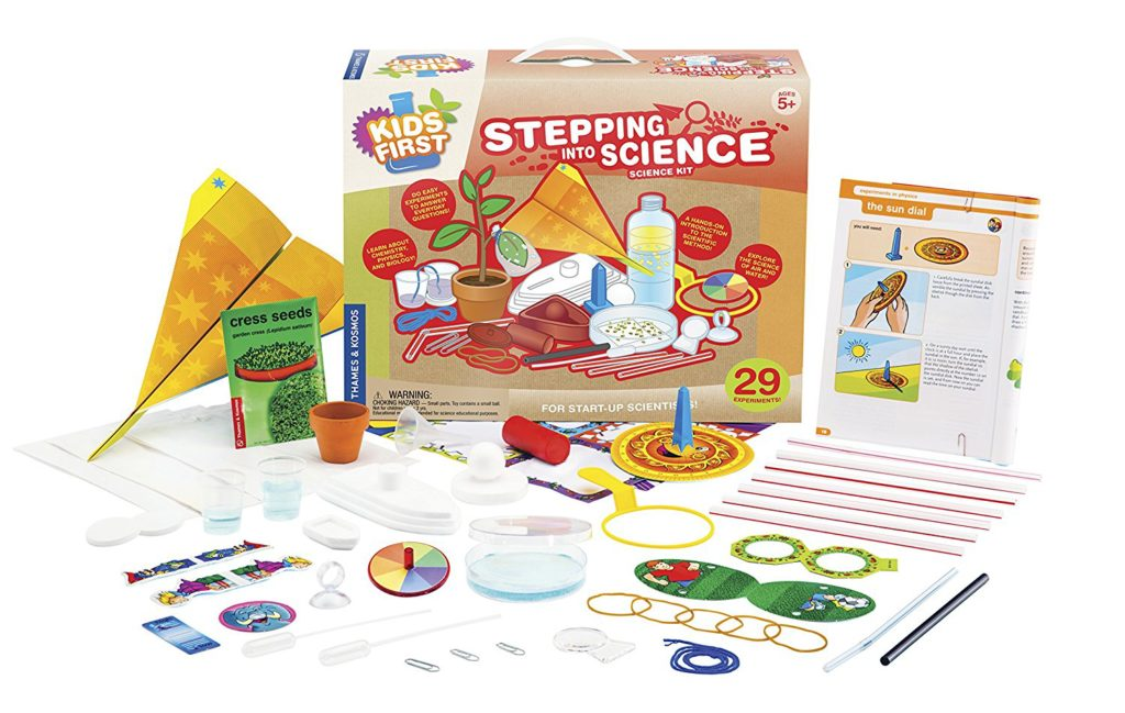 Stepping Into Science Kit for Kids